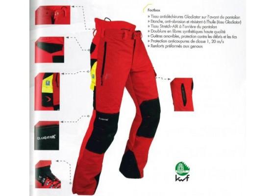 61ae1aaf1ce PANTALONES GLADIATOR talla M - Tomàs Arrieta. Motoserra ...